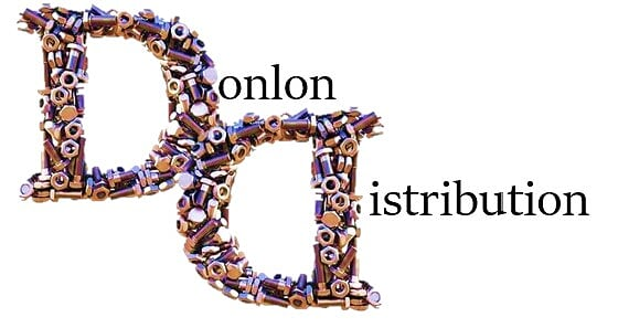 Donlon Distribution LLC  Logo